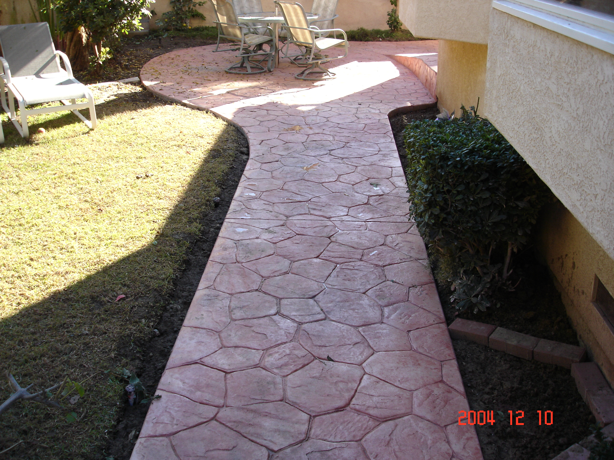 Colored stamped cement (9)