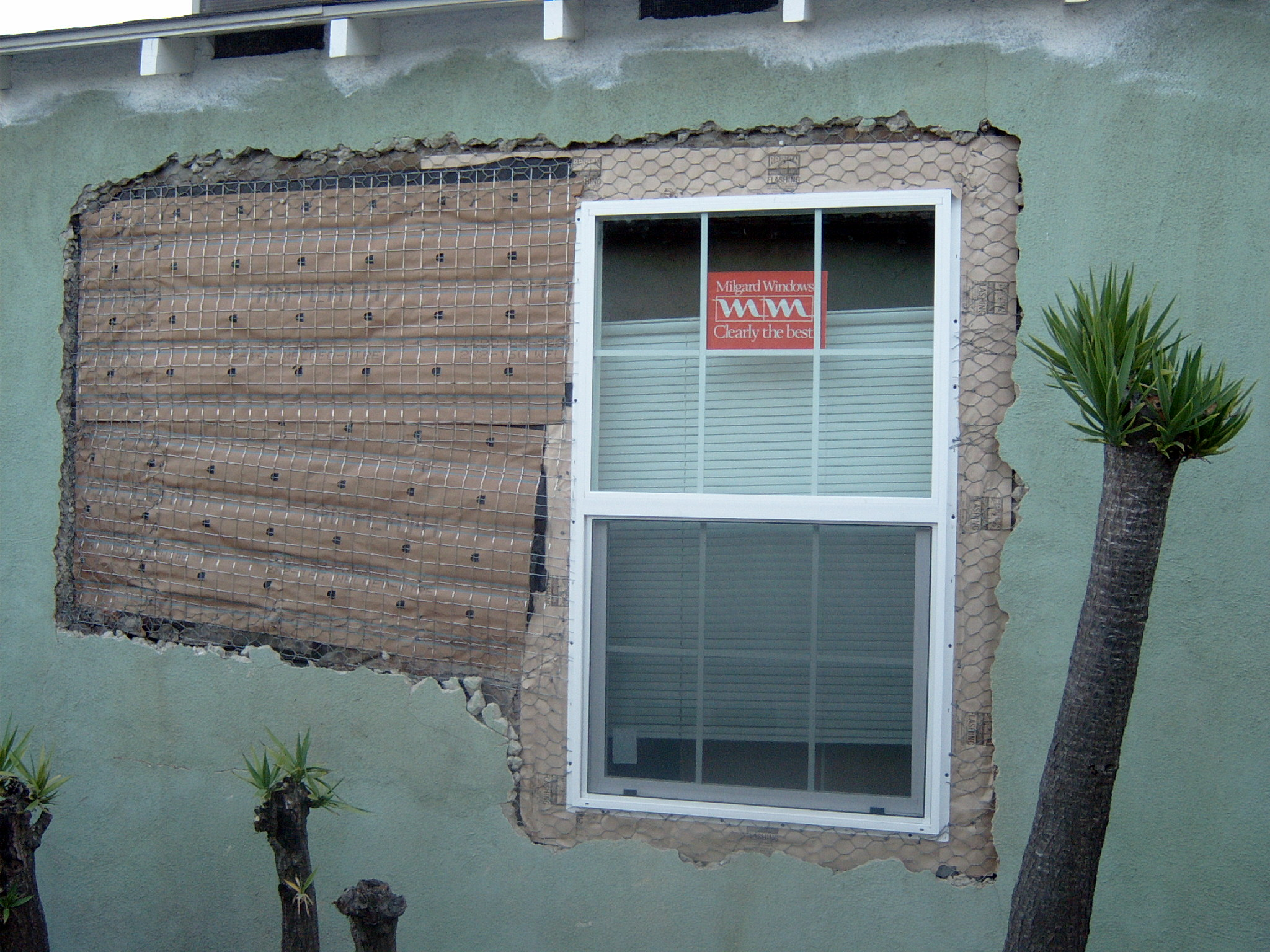 changing windos and restucco (1)