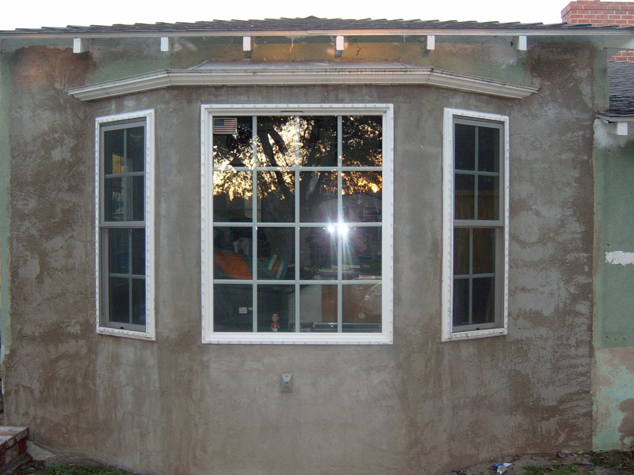 changing windos and restucco (5)